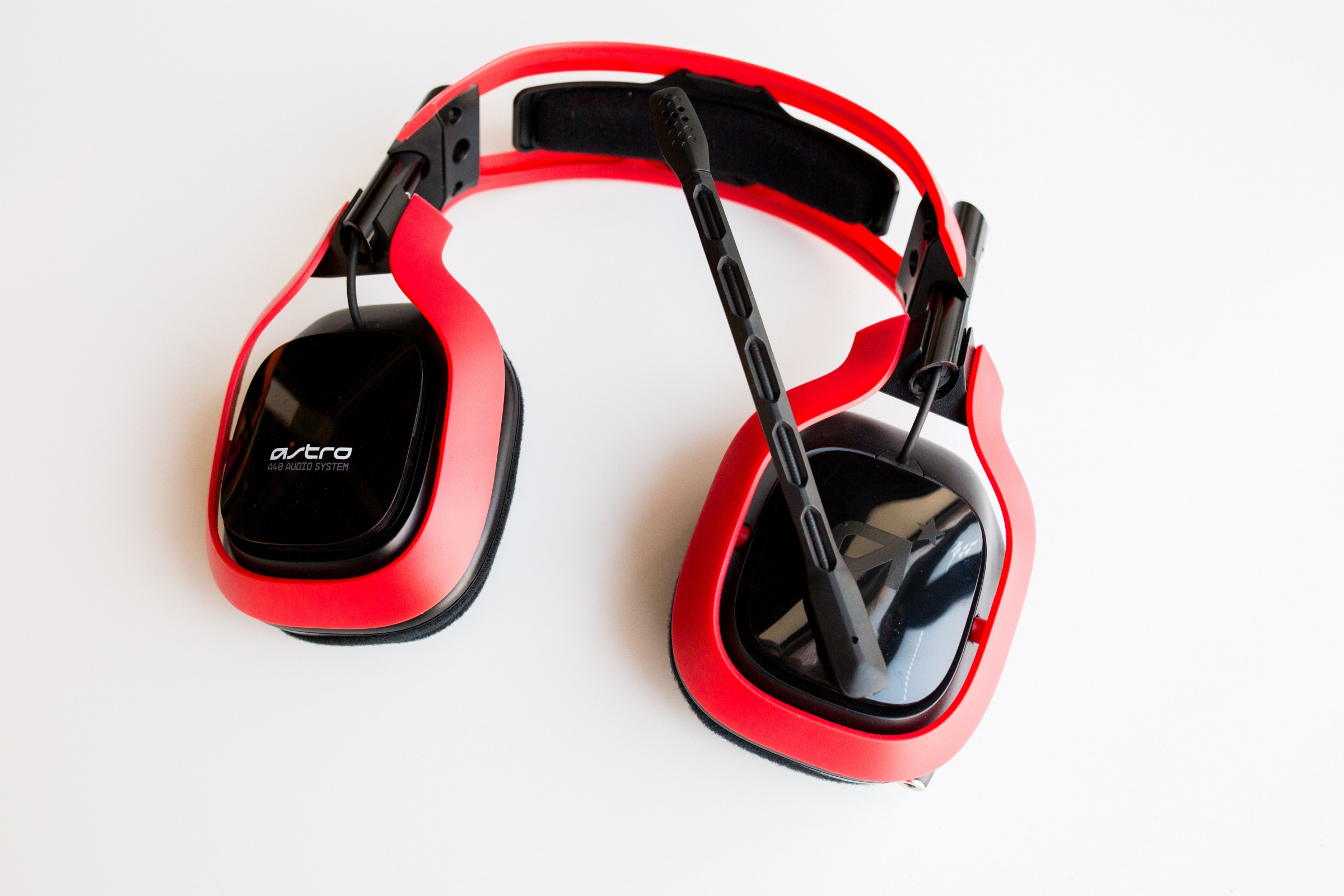 Neon Red A40