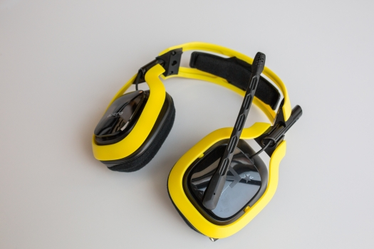 Neon Yellow A40