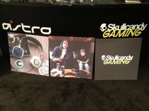 ASTRO and Skullcandy at E3
