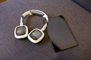ASTRO A38 Bluetooth Headset White