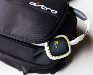 ASTRO A38 Bluetooth Headset White + Scout Backpack