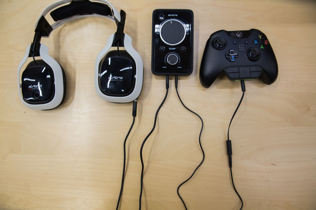 Xbox One Setup Guide - A30 & A40 + MixAmp Pro - ASTRO Gaming Blog