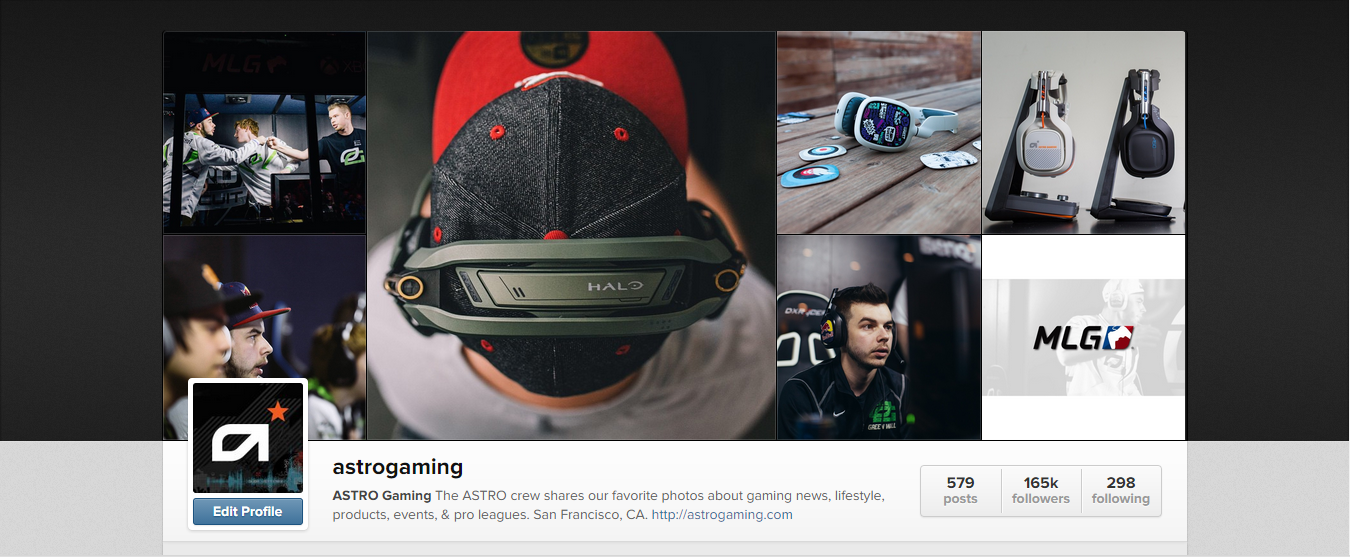 ASTRO Instagram Roundup – February – ASTRO Gaming Blog