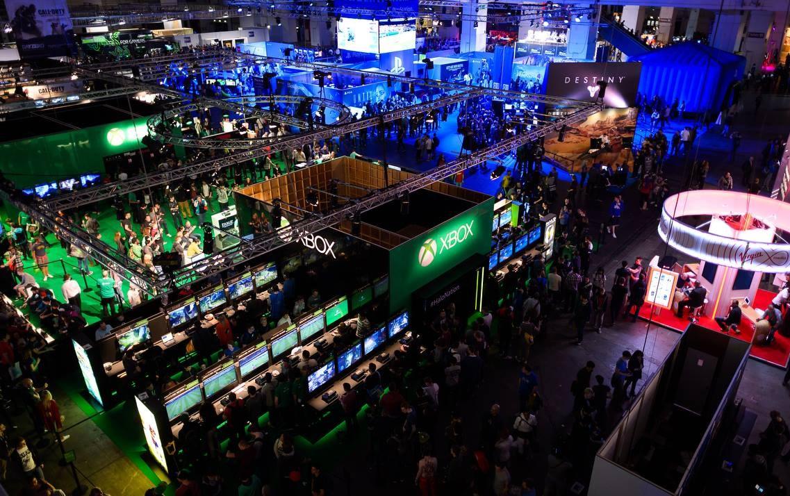 Eurogamer Expo 2015