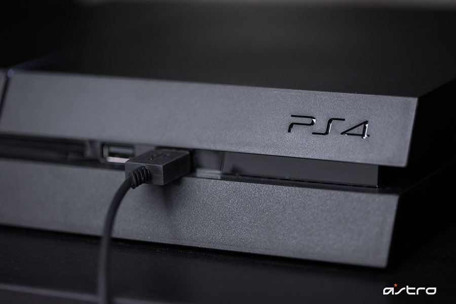 A50 Wireless + Base Station – PlayStation 4 Setup Guide