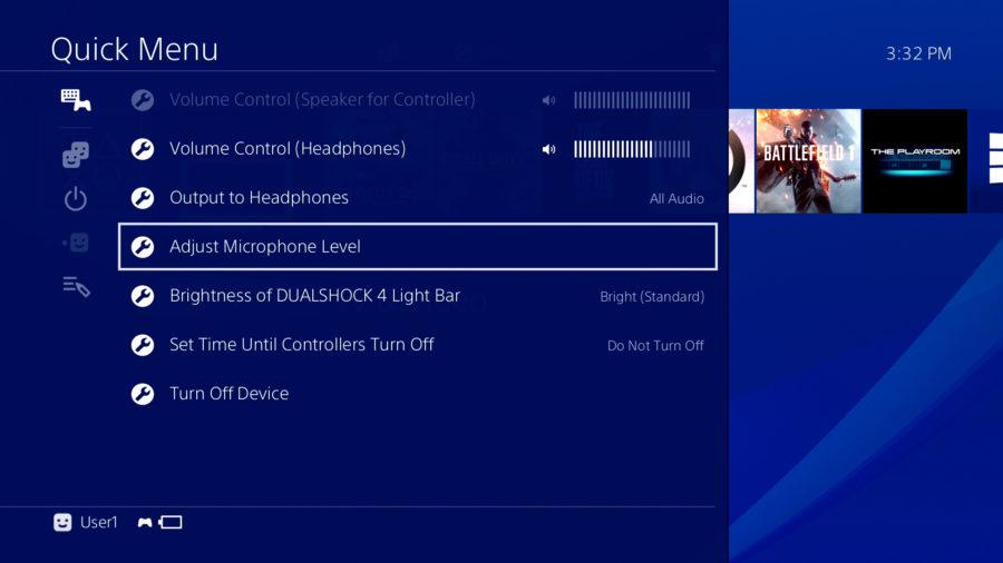 A10 + PlayStation Set Up – ASTRO Gaming Blog