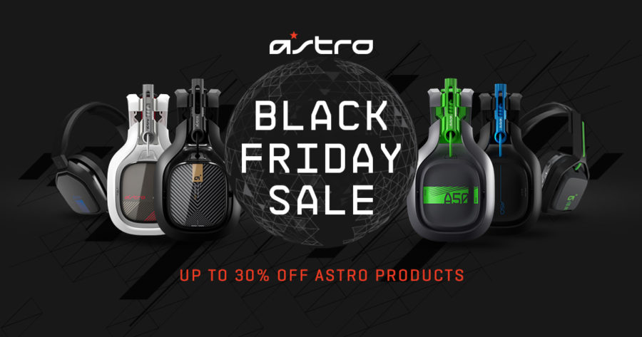 Astro Gaming Annual Cyber Weekend Sale Astro Gaming Blog
