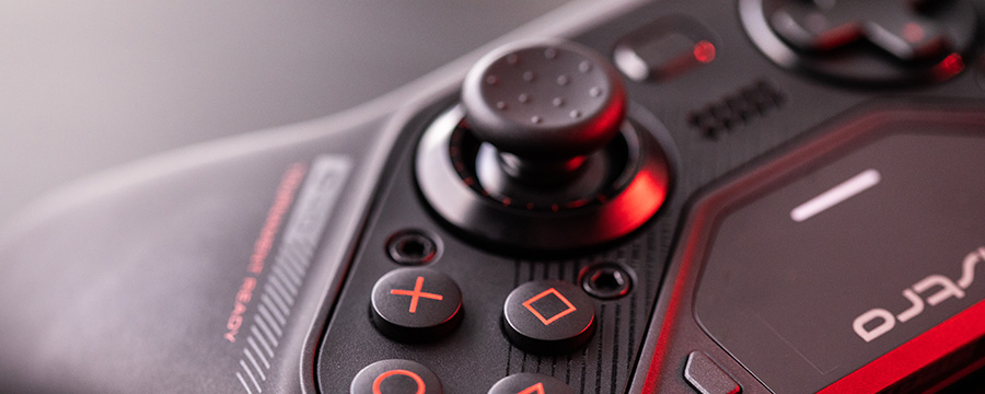 The ASTRO Gaming C40 TR Controller for PS4 and PC – ASTRO