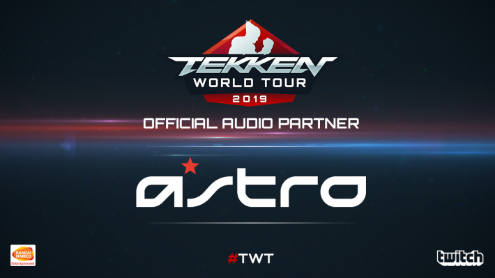 Astro Audio X 2019 Tekken World Tour Astro Gaming Blog