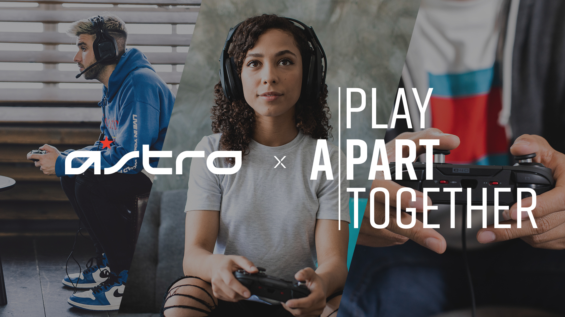ASTRO x #PlayApartTogether