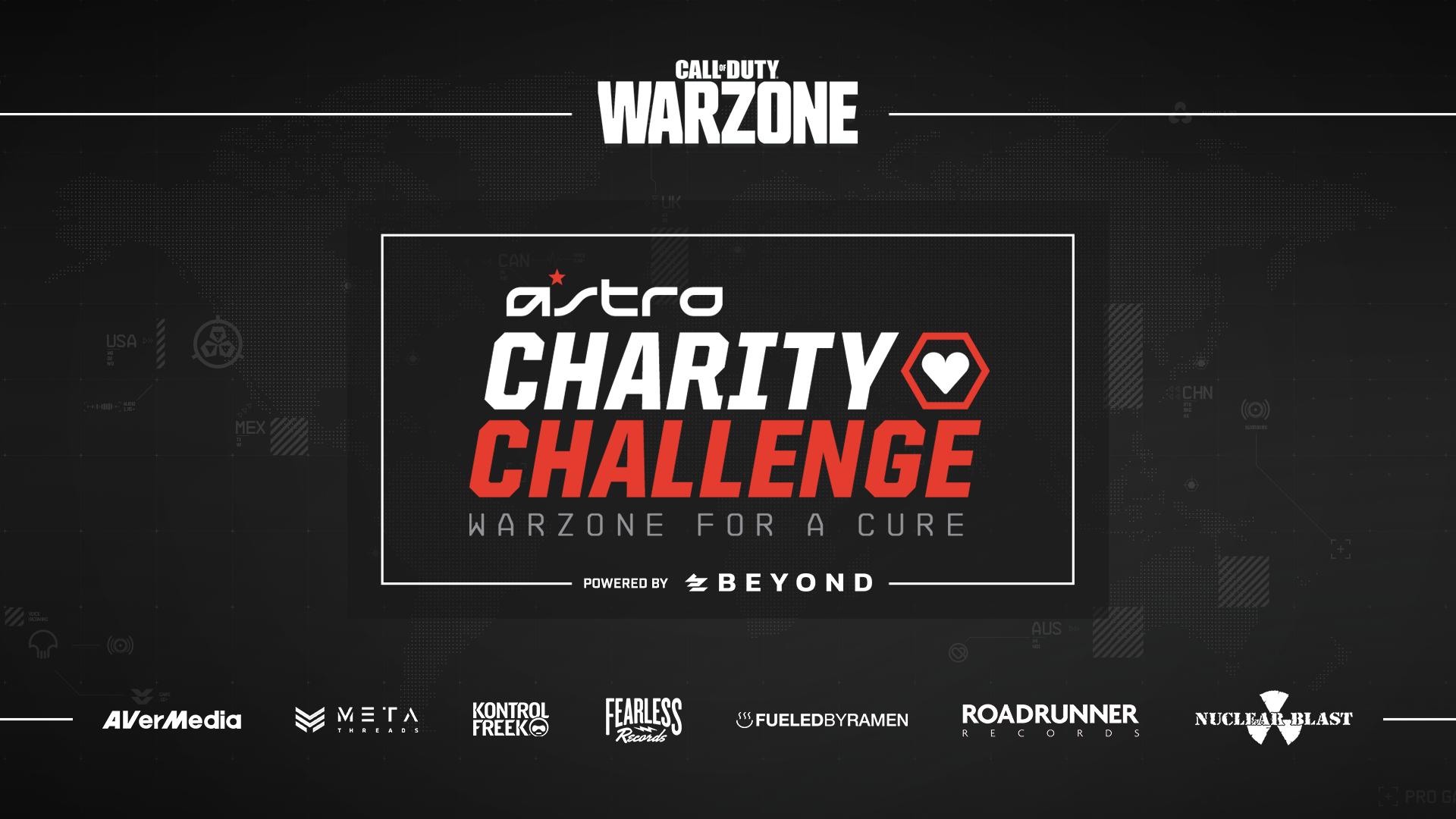 ASTRO Warzone Charity Challenge
