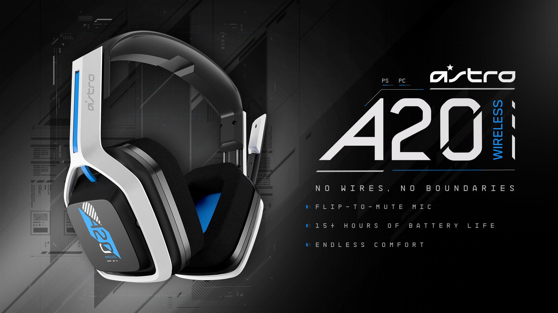 A20 Wireless Headset Gen 2
