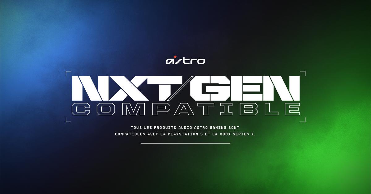 Compatibilité Xbox Series X et PlayStation 5
