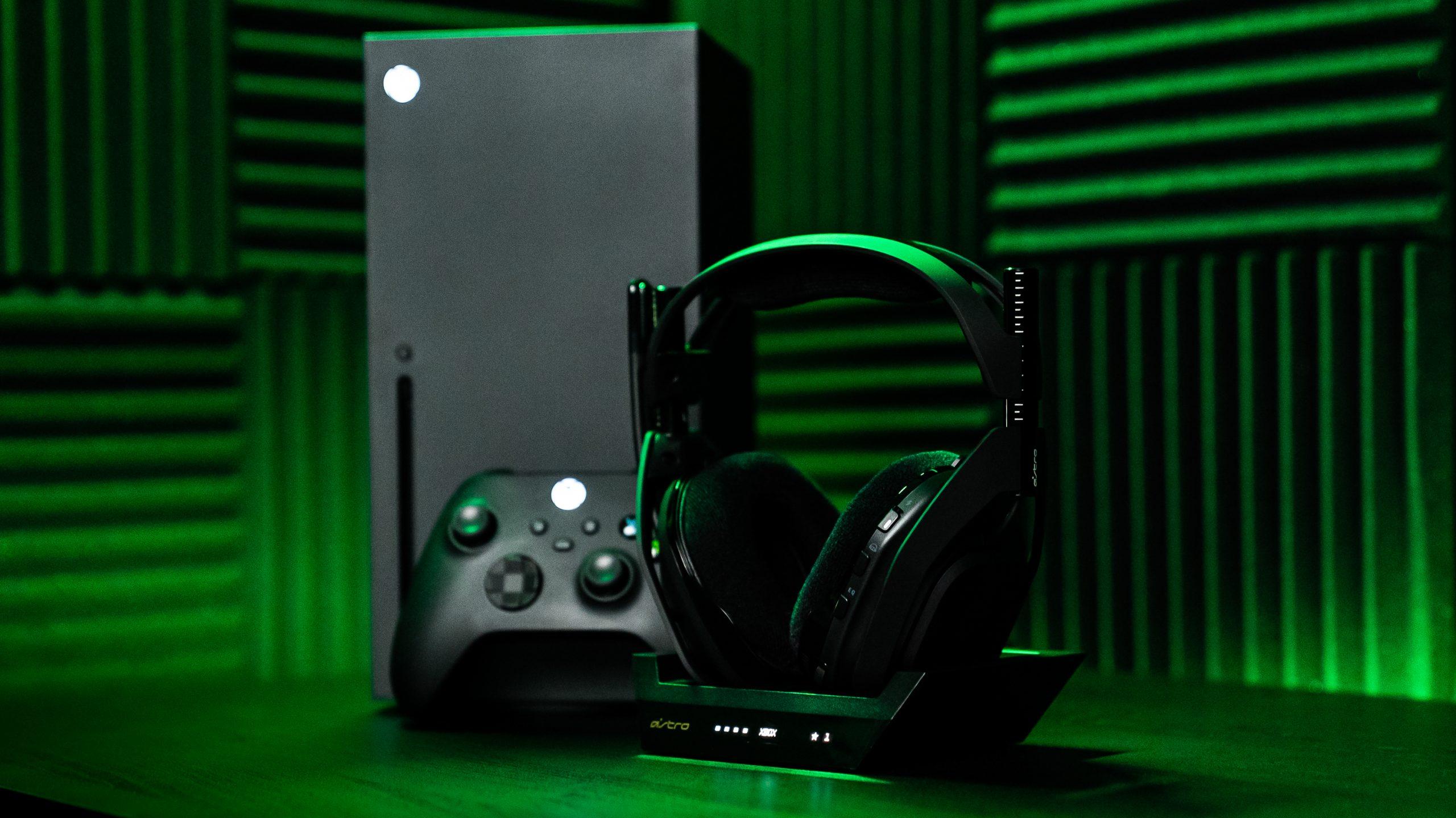 A50 Headset + Xbox Series X|S Setup Guide