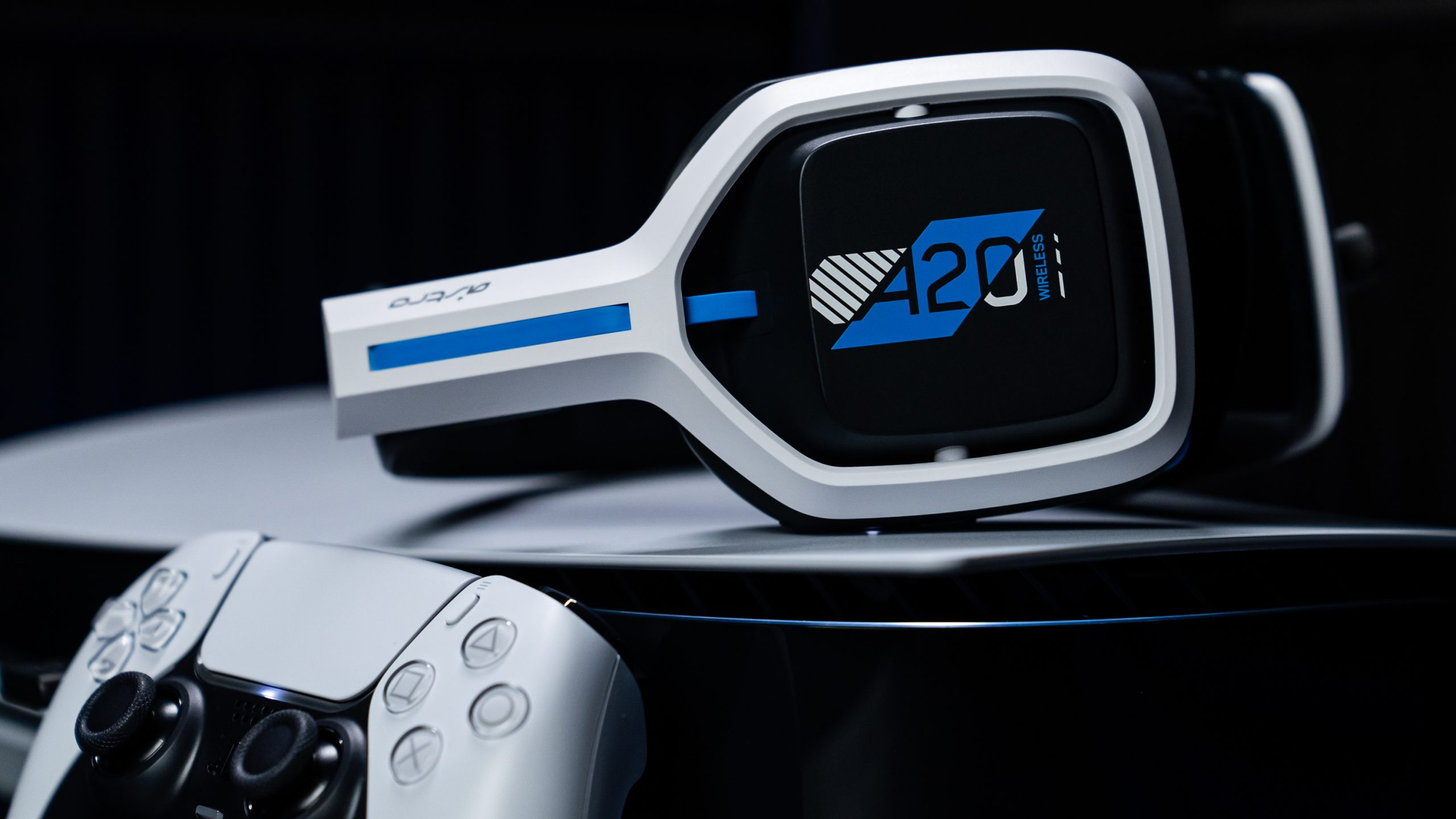 A20 Wireless Headset + PS5 Setup Guide