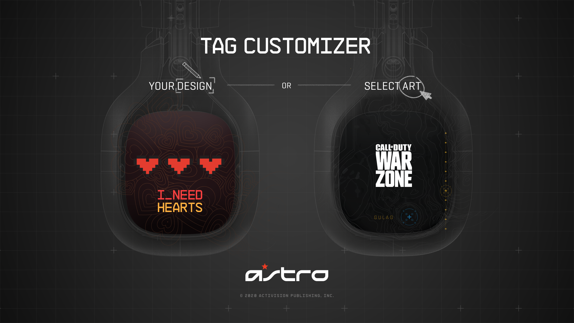 Level Up Your A40 Headset with Custom Speaker Tags