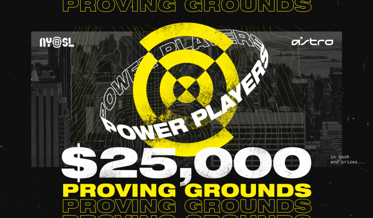 NYSL POWER PLAYERS $25K PROVING GROUNDS
